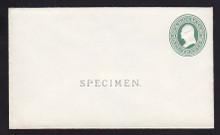 U82, UPSS # 172 Entire, Specimen Form 14