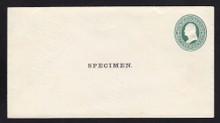 U82, UPSS # 174 Entire, Specimen Form 10