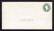 U82, UPSS # 176 Entire, Specimen Form 14