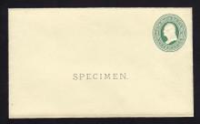 U83, UPSS # 186a Entire, Specimen Form 14