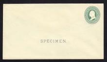 U83, UPSS # 190a Entire, Specimen Form 14