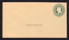 U84, UPSS # 193 Entire, Specimen Form 14