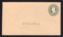 U84, UPSS # 194 Entire, Specimen Form 14