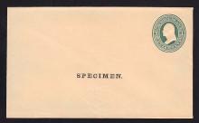U84, UPSS # 196 Entire, Specimen Form 10