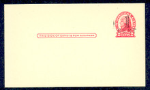 UX33 UPSS# S45-2, Baltimore Surcharge, Mint Postal Card
