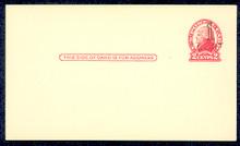 UX33 UPSS# S45-41, San Francisco Surcharge, Mint Postal Card