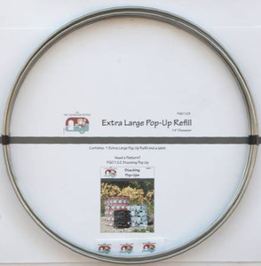 "FQG125 XL 14"" Pop Up Refill"