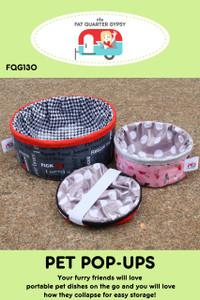 FQG130 Pet Pop-Ups Pattern