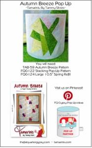 Autumn Breeze Pop Up Info Sheet
