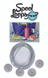 FQGSL03 Spool Loops - Gray