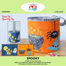 FQGDU205 Spooky Kit