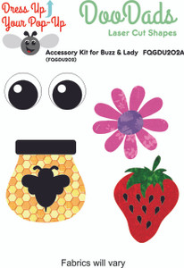 FQGDU202A Buzz & Lady Doodads