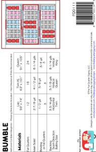 FQG111 Bumble Pattern