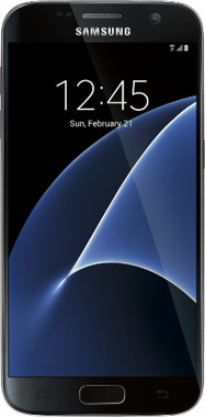 Samsung Galaxy S7 32GB Black Onyx ATT GSM Unlocked- Refurbished
