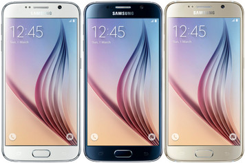 galaxy s6 all colors