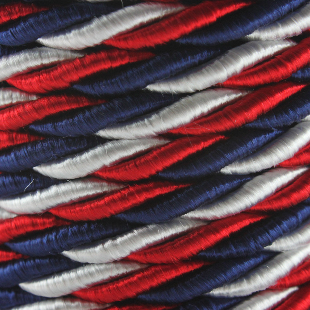 USA Colored Twisted Fabric Cable 3Core [2166375]