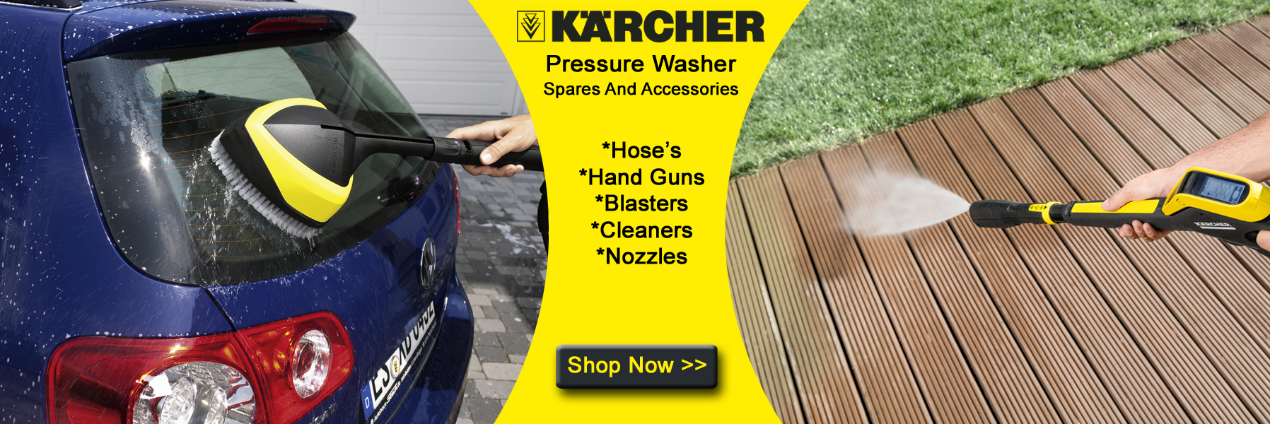 Karcher Spares And Accessories