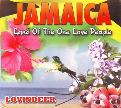 Jamaica Land Of The One Love People Lovindeer