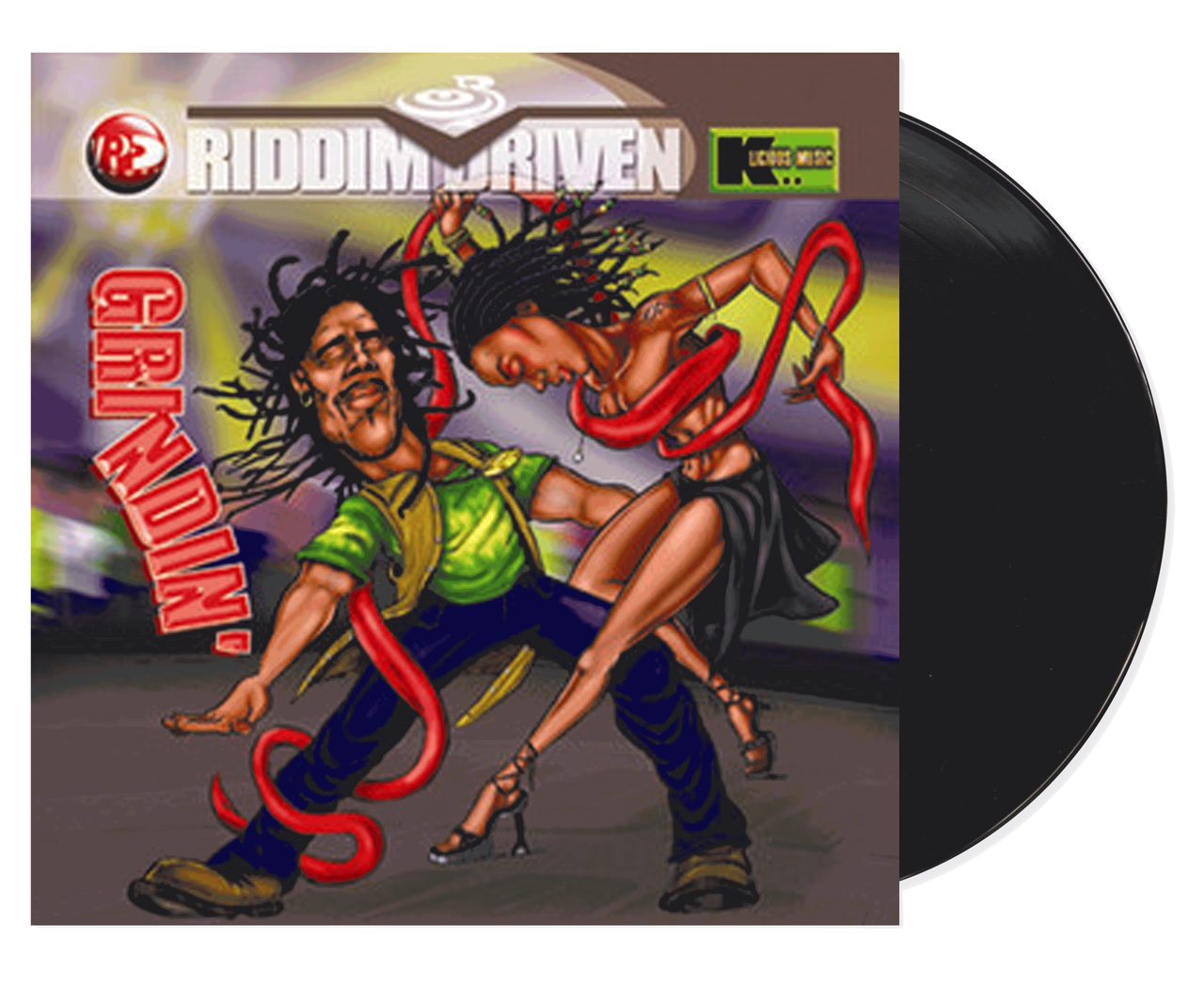 Grindin Riddim Driven Various Artists