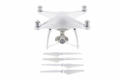 Phantom 4 Aircraft (Excludes Remote Controller and Battery Charger)