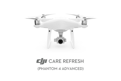 DJI Care Refresh Code (Phantom 4 Advanced/Advanced+)
