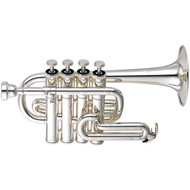 YAMAHA YTR-681OS Professional Bb/A Piccolo Trumpet