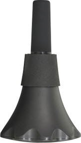 SILENT Brass mute only for trombone; includes cord
