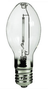 LU150/55/MED (23008) Venture 150W S55 HPS Lamp - Medium Base Clear