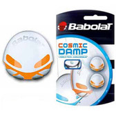Babolat Cosmic Damp Orange-White Vibration Dampener
