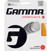 Gamma SYNTHETIC GUT Tennis String Set