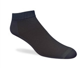 Jox Sox Men's Classic Supra Lite Quarter Sock-Black