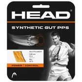Head Synthetic Gut PPS Tennis String Set-16G Gold