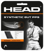 Head Synthetic Gut PPS Tennis String Set-17G Black