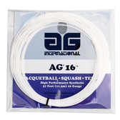 AG 16 String Set-16-White