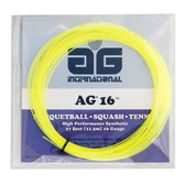 AG 16 String Set-16-Yellow