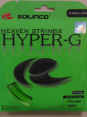 Solinco Heaven Strings Hyper-G Tennis String Set-16Lg/1.25mm
