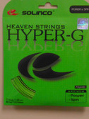 Solinco Heaven Strings Hyper-G Tennis String Set-17g/1.20mm