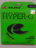 Solinco Heaven Strings Hyper-G Tennis String Set-18g/1.15mm