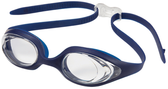 Leader Circuit Swimming Goggles Narrow - Clear/Blue