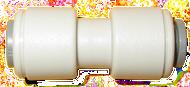 John Guest tube fit 1/4x1/4 union