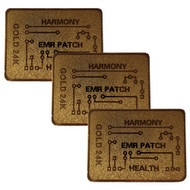 3 Pack of EMR Cell phone & Computer Radiation Protection Patches