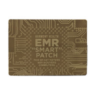 "EMR ""Smart"" Patch for Smart Meters, WiFi routers"