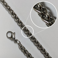 Stainless Steel Chain with Bail for the EP2 Stress Reducing Pendant