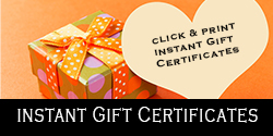 Le Beau Instant Gift Certificates