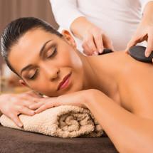 Stone Massage -  50 mins