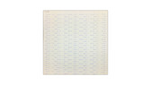 Teadit Style NA1080 Off-White Compressed Non-Asbestos SBR Gasket Sheet, Dimensions: Length: 29.5 Inches (74.93Cm), Width: 29.5 Inches (74.93Cm), Thickness: 1/32(0.03125) Inches (0.079375Cm) Part Number: NA1080.03130X30
