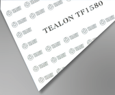 Teadit Style TF1580 Off-White Structured PTFE Tealon Sheet, Dimensions: Length: 12 Inches (30.48Cm), Width: 12 Inches (30.48Cm), Thickness: 3/32(0.09375) Inches (0.238125Cm) Part Number: TF1580.09312X12