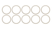 O-Ring, Clear Urethane Size: 431, Durometer: 70 Nominal Dimensions: Inner Diameter: 5 9/40(5.225) Inches (13.2715Cm), Outer Diameter: 5 31/40(5.775) Inches (14.6685Cm), Cross Section: 11/40(0.275) Inches (6.99mm) Part Number: OR70CLRURE431