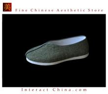 Kung Fu Martial Arts Tai Chi Shoes Deluxe Hand Sew Sole Soft Cushion #302