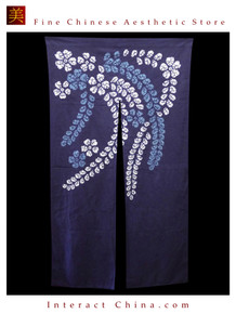 "100% Handcraft Batik All Cotton Drape Door Panel Curtain 33x59"" Wall Hanging #108"